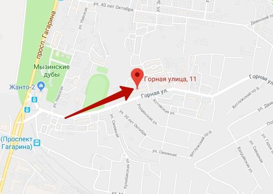 Адреса развивающих центров 14